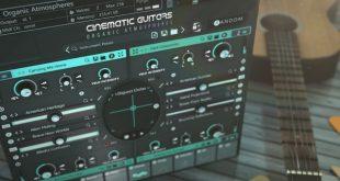 Cinematic Guitars - Organic Atmospheres