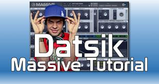 Datsik - Massive Tutorial