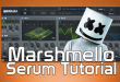 Marshmello Serum tutorial