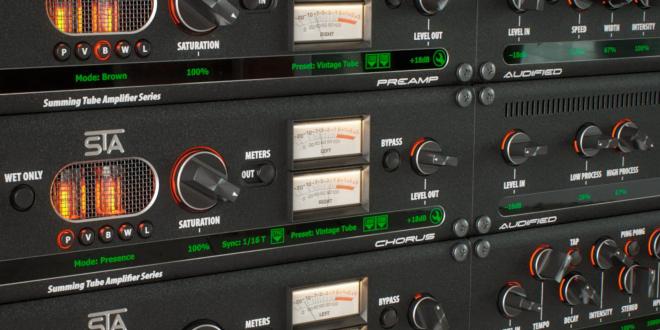 Summing Tube Amplifier