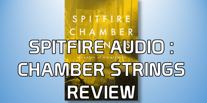 Spitfire Audio Chamber Strings
