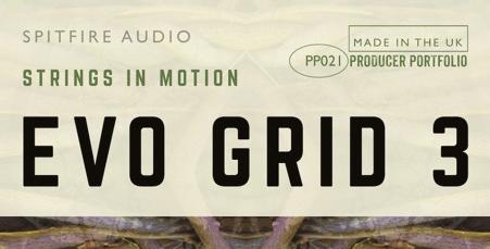 Spitfire Evo Grid 3