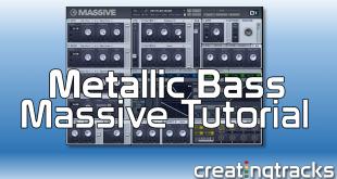 Massive metallic bass tutorial