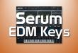 Serum EDM Tutorial