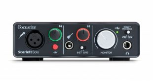 best budget audio interfaces