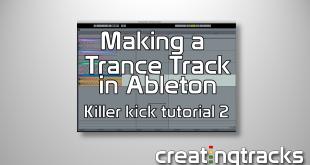 Trance Kick Drum tutorial