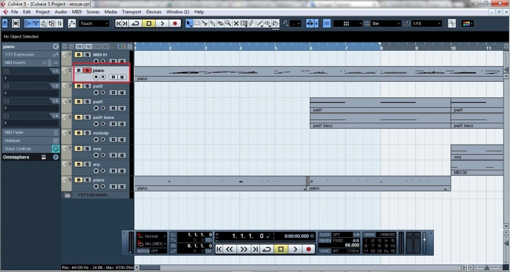 Cubase - How to export midi and VST instruments as audio files 3