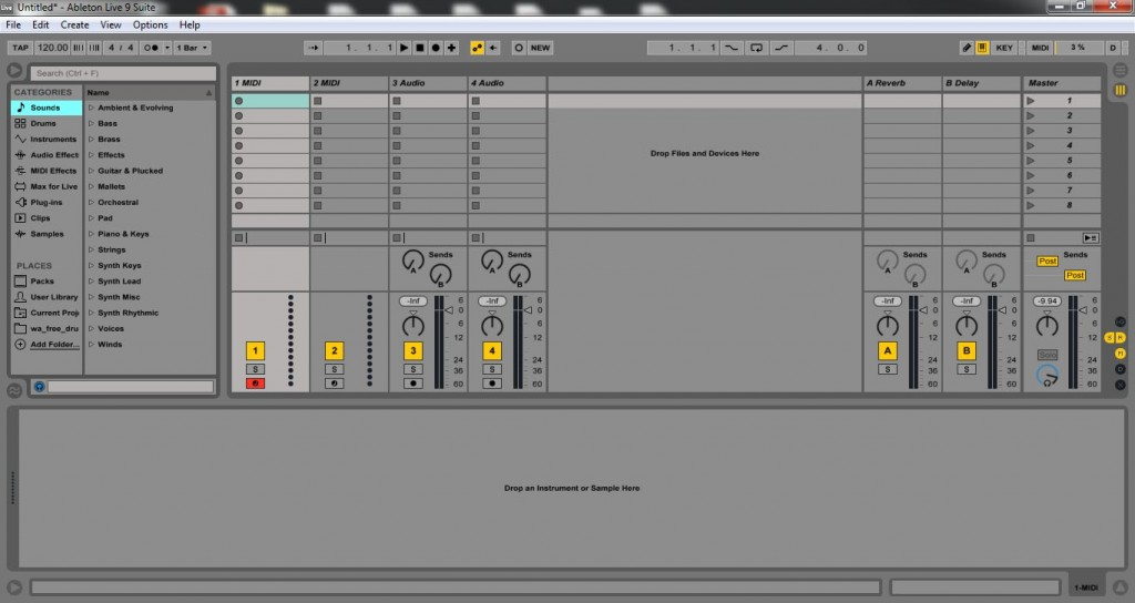 How to use Propellerhead's Reason in Ableton Live