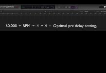 Calculating Pre-Delay