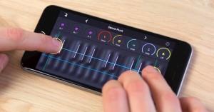 iPhone Roli Noise