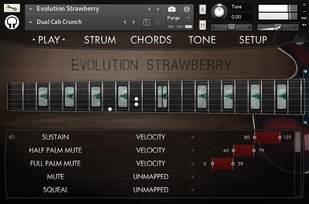 Orange Tree - Evolution Strawberry