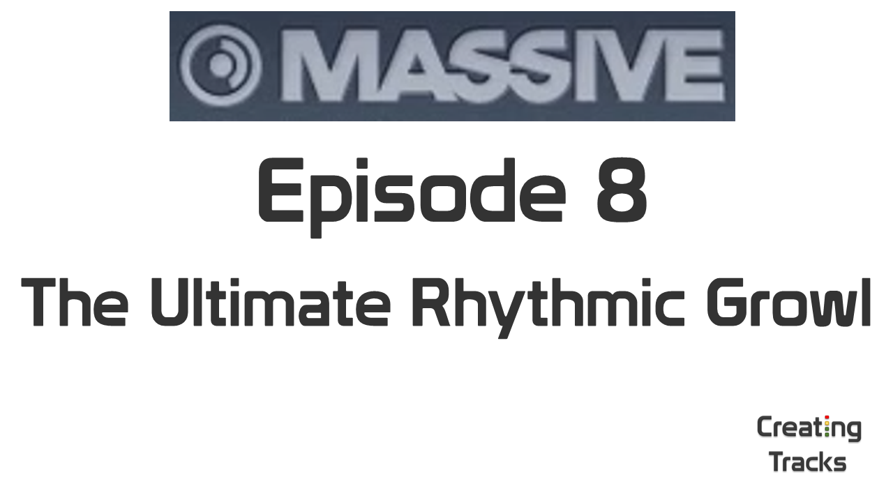 Massive Ultimate Rhythmic Growl