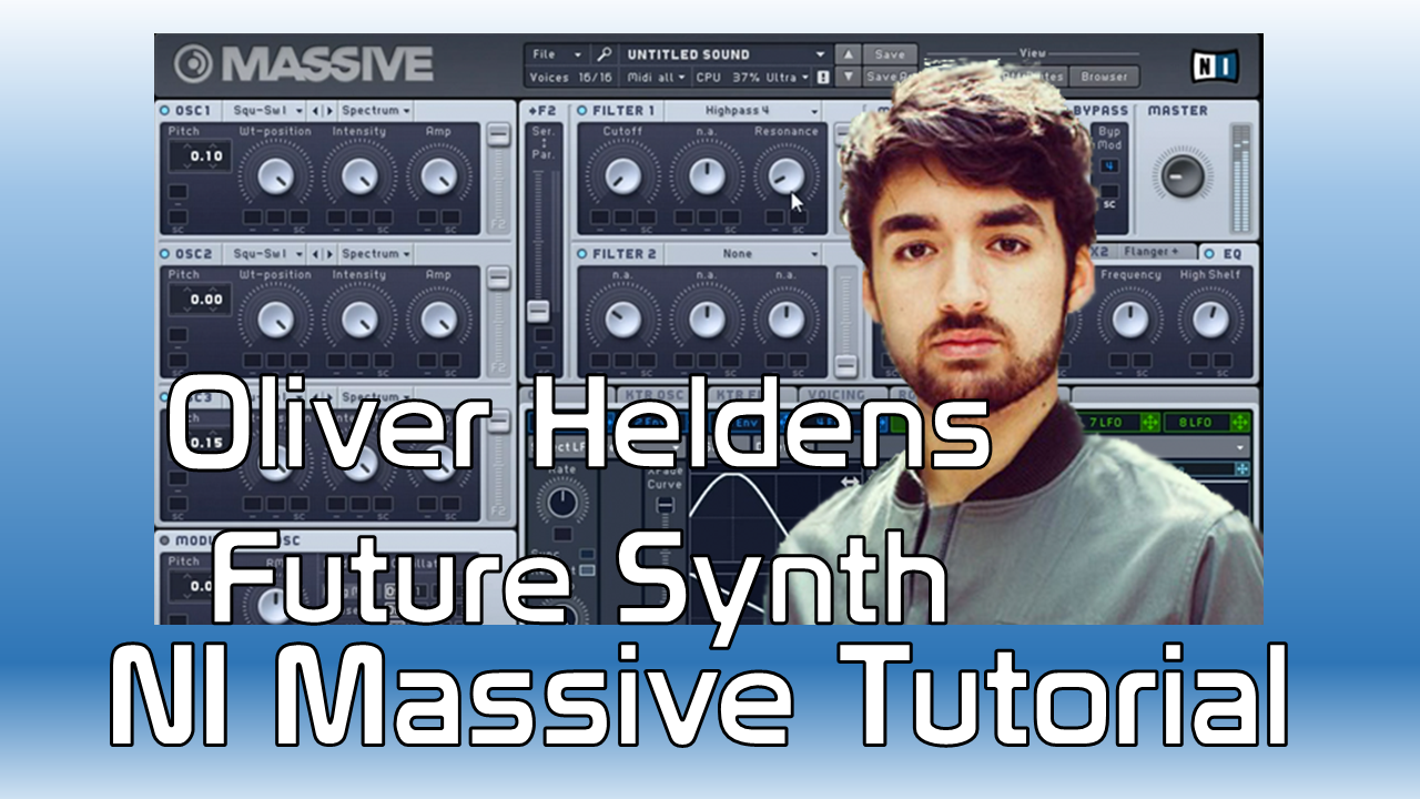 Oliver Heldens Future Synth