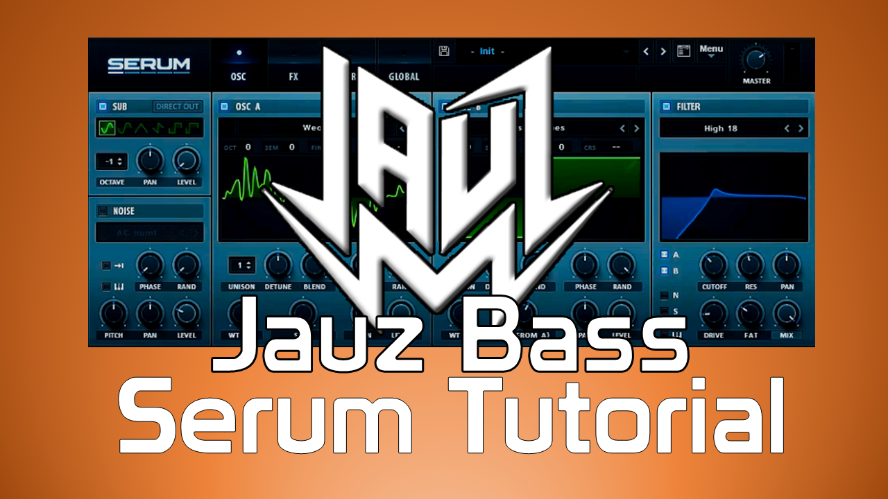 Jauz Serum Tutorial
