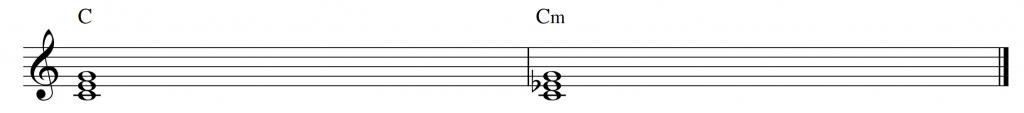 c-major-minor