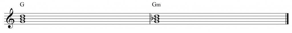 g-major-minor