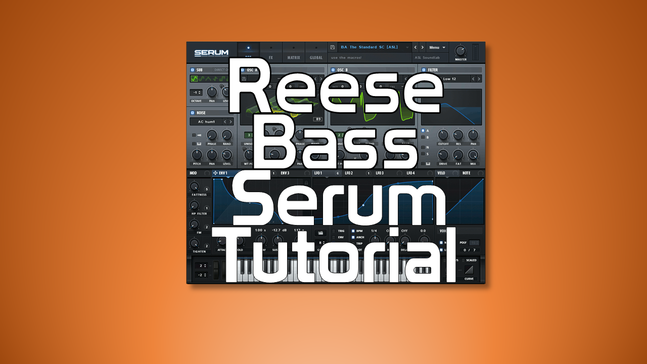Reese Bass Serum Tutorial