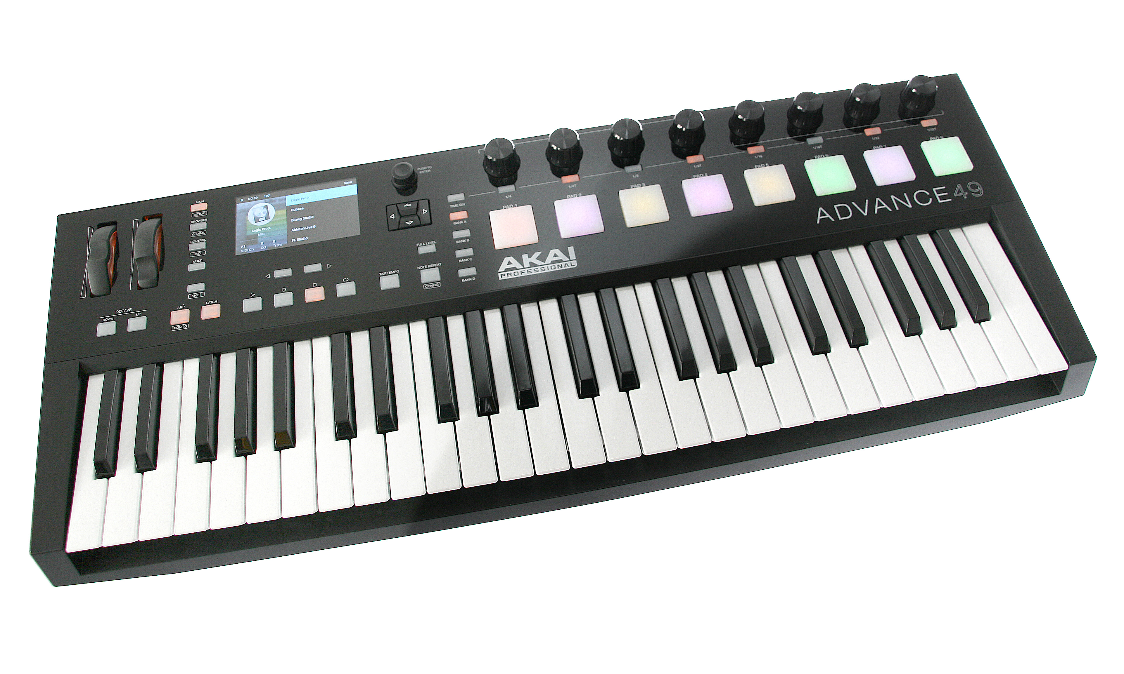 akai advance49 creating tracks. Black Bedroom Furniture Sets. Home Design Ideas
