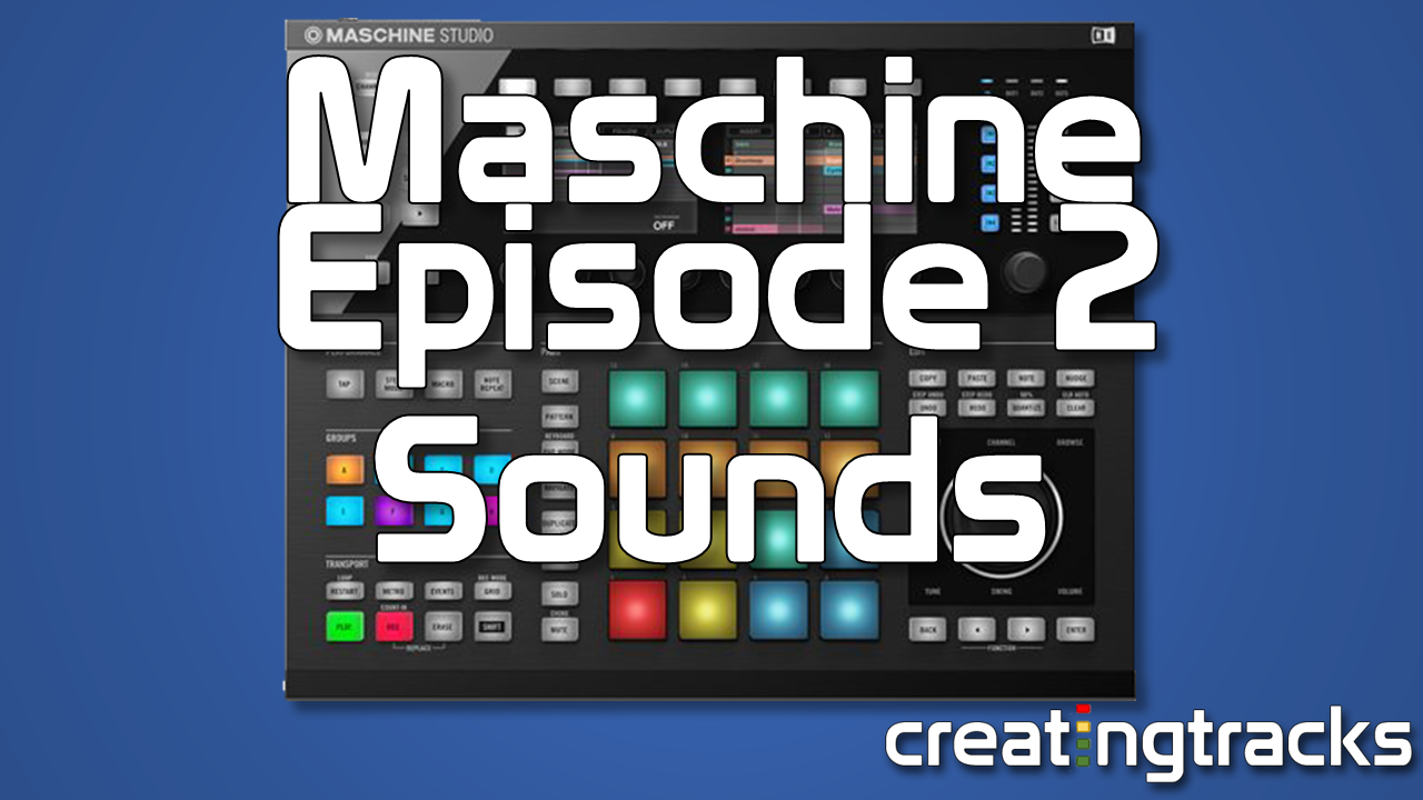 maschine 2 tutorials