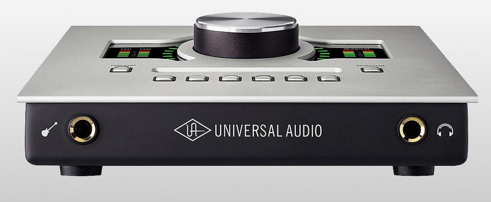 UNIVERSAL AUDIO APOLLO TWIN USB | Creating Tracks