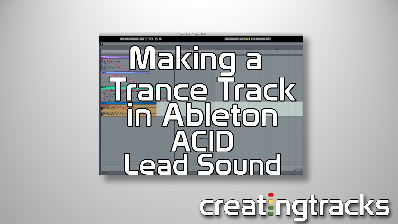 Trance samples Lead Sound