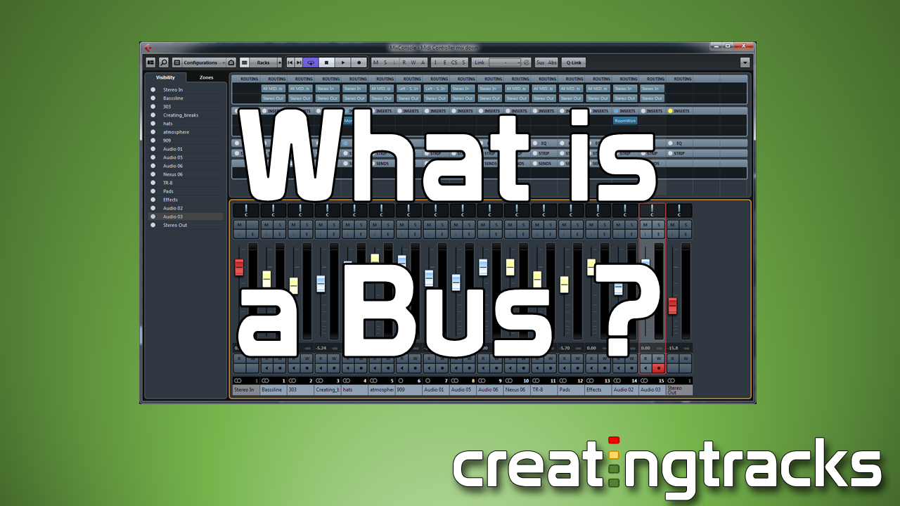 What is a bus tutorial