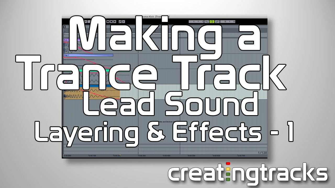 Trance Lead Layering part 1