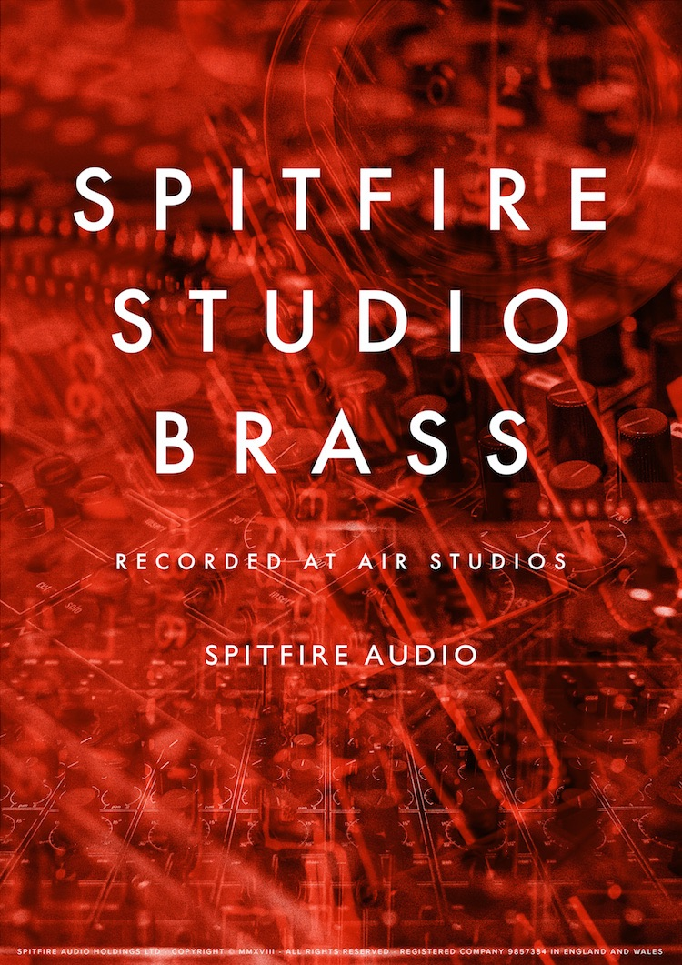 SPITFIRE STUDIO BRASS | Creating Tracks